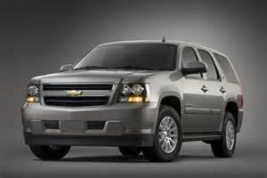 2011 chevrolet tahoe hybrid review specs pictures price