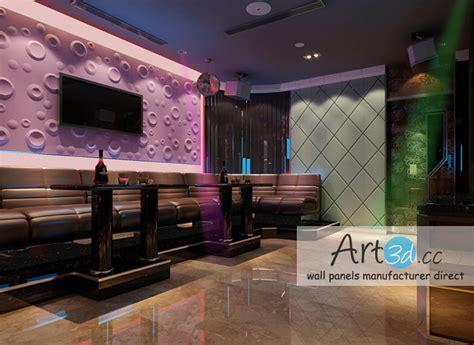 nightclub wall decor club wall design ideas