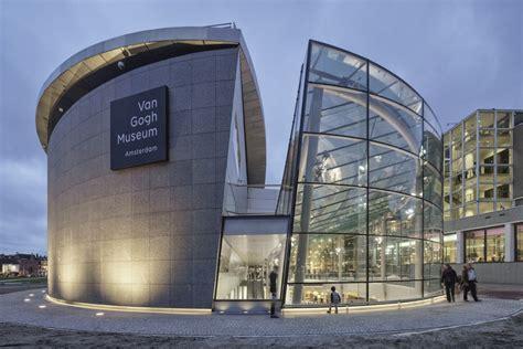 museum amsterdam van gogh van gogh museum entrance hall e architect
