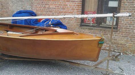 sailing boat auctions classic sailing boat vaurien catawiki