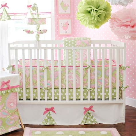 Baby Crib Bedding Pink by Pixie Baby Bedding In Pink The Frog And The Princess