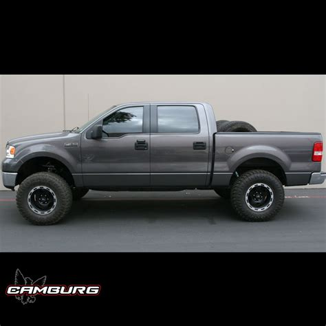 08 Ford F150 by Camburg Ford F 150 2wd 04 08 Performance 7 0 Kit Camburg