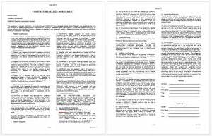 terms and conditions for shop template label agreement template microsoft word templates