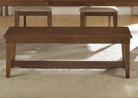 rustic oak bench hearthstone rustic oak bench from liberty 382 c9000b