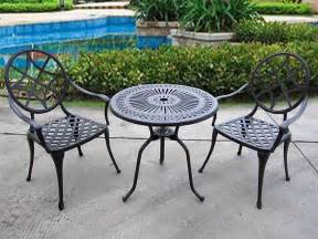 Wire Patio Furniture by Metal Patio Furniture To Reflect Your Style Carehomedecor