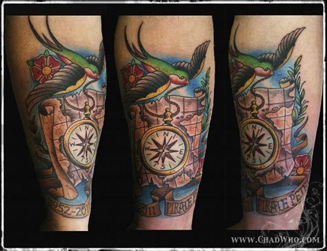 pirate themed tattoos best 25 pirate map sleeve ideas on