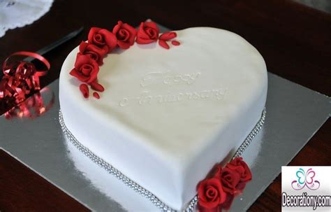 Decorate A Living Room by 20 Romantic Cake Designs For Wedding Anniversary Decorationy