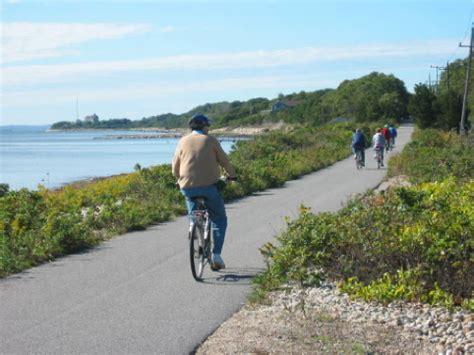 cape cod bicycle fall rides on the cape cod bike trails shine sea bike trail