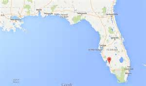 where is fort myers florida located on a map where is fort myers on map florida world easy guides