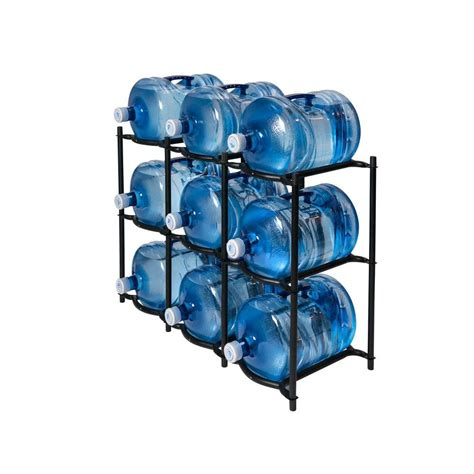 Water Jug Rack by 5 Gallon Water Bottle Rack Pictures To Pin On