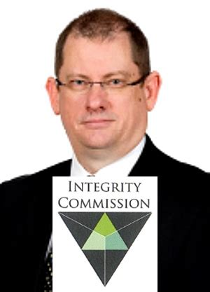 tasmania integrity commission acting ceo
