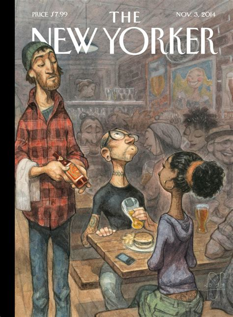 New Yorked industry reacts to the new yorker cover