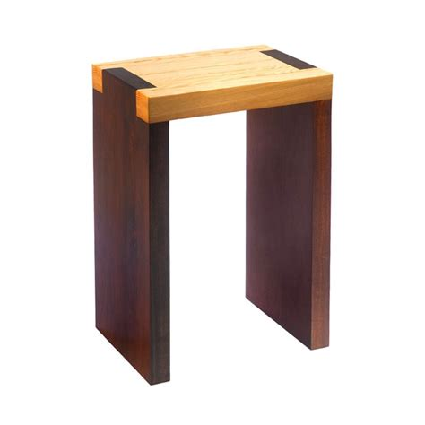Wooden Side Table Modern Bookshelf Side Table Hpd397 Side Table Al Habib Panel Doors