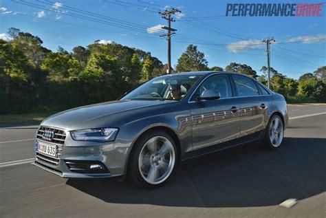 Audi A4 2013 2013 audi a4 sport edition review performancedrive