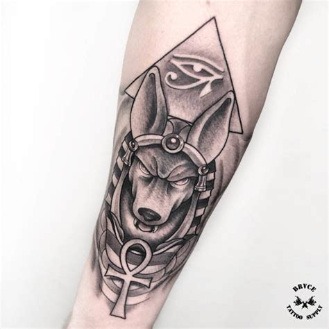 egyptian tattoos tumblr anubis best ideas gallery