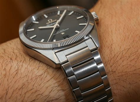 Omega Globemaster Co Axial Master Chronometer Watch Baselworld 2015 Hands On   aBlogtoWatch
