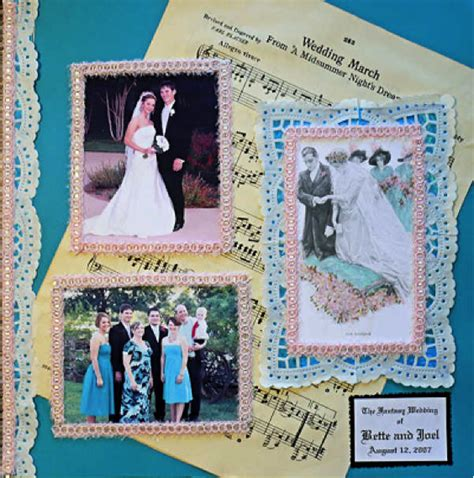 sle wedding photo book layout 7 simple scrapbooking ideas for beginners ape distribution