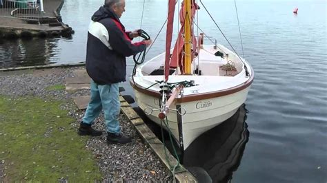 post boats quot cuillin quot 14ft 6in post boat youtube