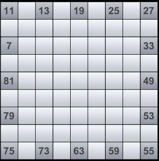 printable numbrix puzzles parade pergelator numbrix