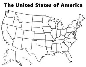 color in map of the united states map of the usa coloring page plus many many more cc