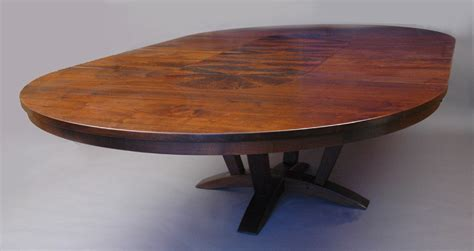 Expanding Circular Table by Dorset Custom Furniture A Woodworkers Photo Journal A