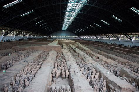lade in terracotta terracotta army
