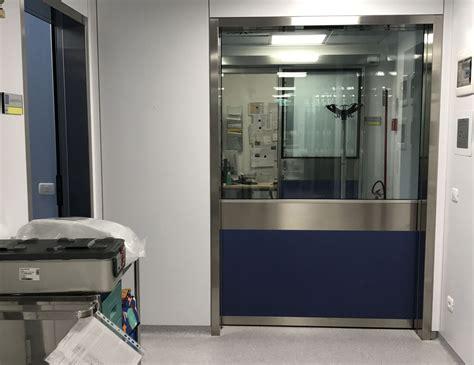porte per ospedali porte per ospedali automatiche e manuali