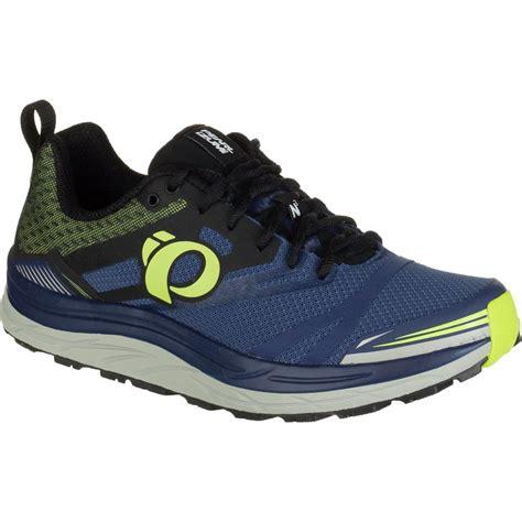 pearl izumi mens running shoes pearl izumi em trail n3 running shoe s backcountry