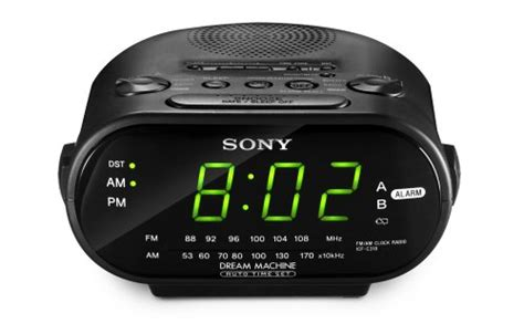 buy sony icf c318 automatic time set after sales lowest price lowell burt prlog