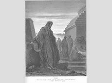 Dore Bible Gallery: Hebrew Prophets Ezekiel 37 1