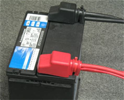 battery terminal colors 455 series battery terminal insulator