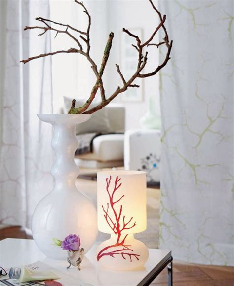 tree branch decor home design christmas decorations flowering diy decorating with trees ideas inspiration