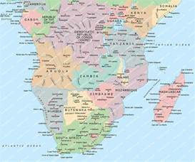 www southern southern africa map powerpoint mountain high maps plus