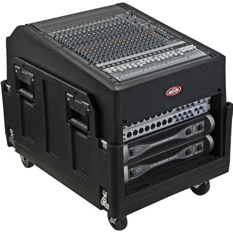 skb cases 1skb19 r1406 the mighty gigrig rolling mixer