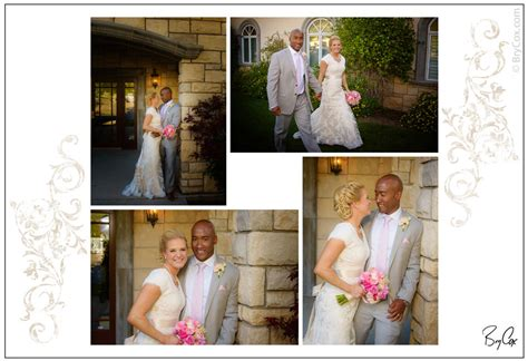 Liz Hurleys Wedding Album Bglam by Liz Dewayne S Wedding Album Brycox