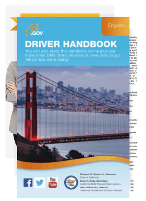 California Drivers Handbook Free Permit Test Prep Improv