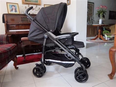 Stroller Pliko Black jual stroller peg perego pliko p3 compact black denim