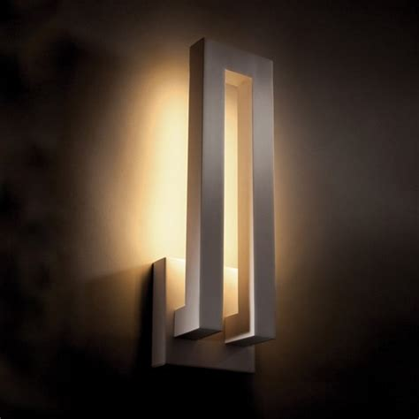 Modern Wall Light Fixtures 16 Tips For Selecting The Modern Outdoor Wall Lights