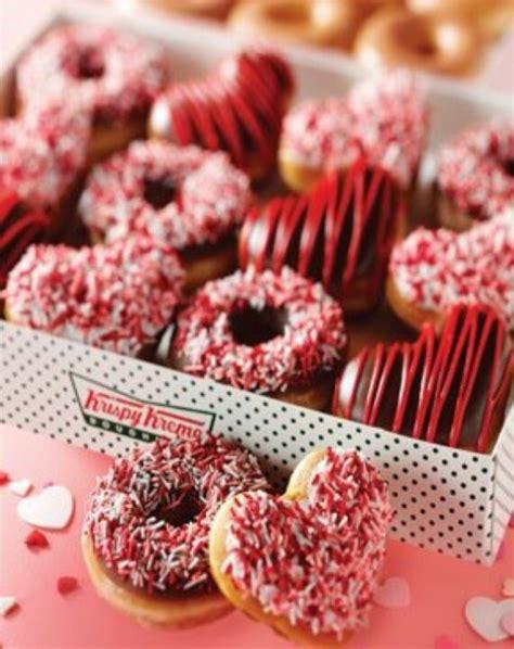 Happy Hearts From Krispy Kreme by Krispy Kreme Doughnuts For Valentines Is In The Air