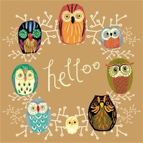 Owl Hello 58 best images about hey y owl on diy cards