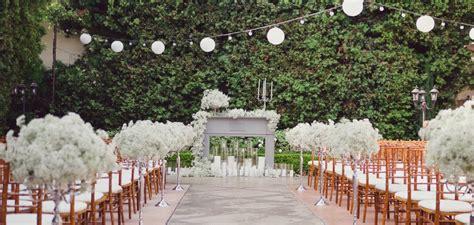wedding ceremony decorations outdoor wedding aisles you ll weddceremony