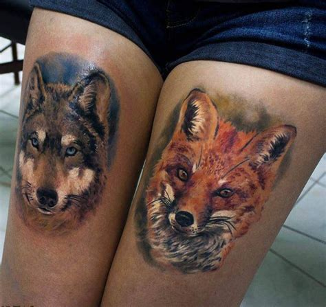 Imagenes De Tatuajes De Lobos | 41 best images about mejores tatuajes de lobos on pinterest