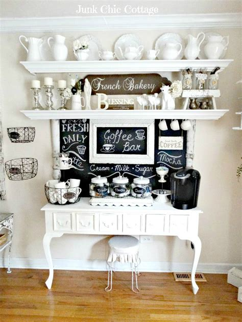 Small Home Coffee Bar 40 Ideas To Create The Best Coffee Station Decoholic
