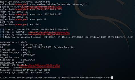 kali linux buffer overflow tutorial hacking articles raj chandel s blog hack remote windows