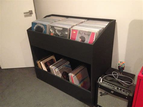 Vinyl Storage Cabinet Style Modern Vinyl Record Storage Cabinet Home Design Ideas