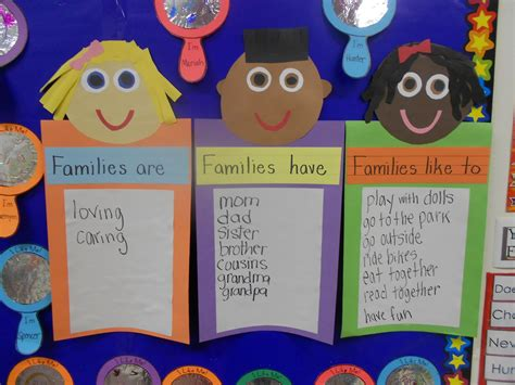 story themes about family preschool superstars