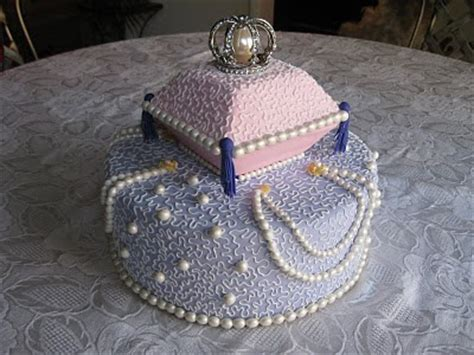 My Cakediamond sugar chef pearl cake