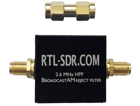high pass filter ham radio rtl sdr broadcast am block high pass filter now for sale dxerhamnews
