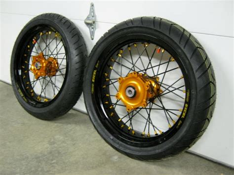 Used Ktm Supermoto Wheels Ktm Supermoto Motorcycling