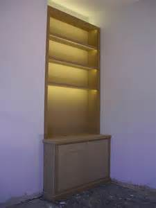 Led Bookcase Lighting Wardrobe Company Floating Shelves Boockcase Cupboards